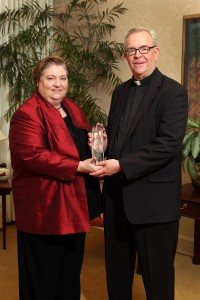 REV MU Alumna Award 2014